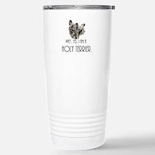 DOG - Why, yes. I am a Travel Mug