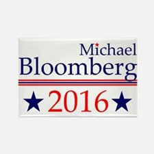 Michael Bloomberg Rectangle Magnet