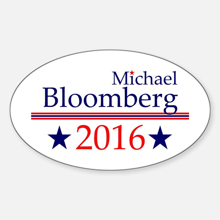Michael Bloomberg Decal
