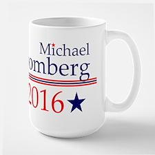 Michael Bloomberg Large Mug