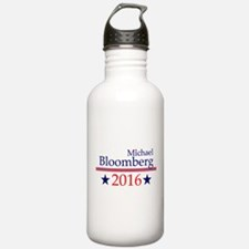 Michael Bloomberg Water Bottle