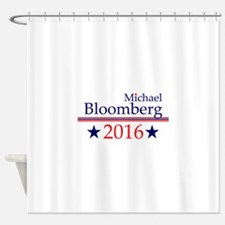Michael Bloomberg Shower Curtain