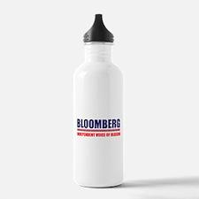 Bloomberg Voice of Rea Water Bottle