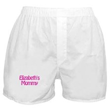 Elizabeth's Mommy Boxer Shorts
