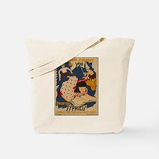 Vintage Syphilis Tote Bag