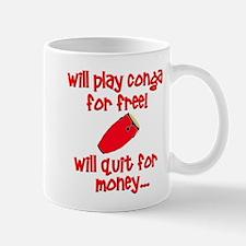 Funny conga Mugs