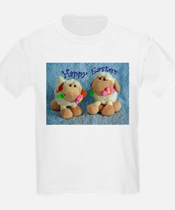 Happy Easter Lambs T-Shirt