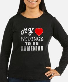 I Love Armenian T-Shirt