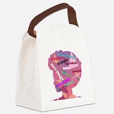 ILoveMe! Canvas Lunch Bag