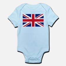Cute British Infant Bodysuit