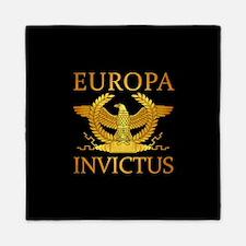 Europa Invictus Queen Duvet