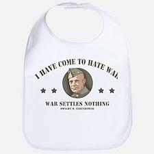Eisenhower -War Bib