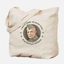 Eisenhower -War Tote Bag