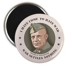 Eisenhower -War Magnet