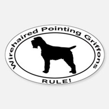WIREHAIRED POINTING GRIFFON Decal