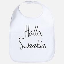 Hello Sweetie Bib