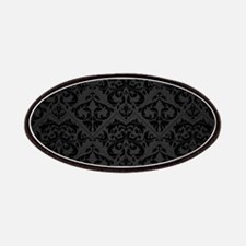 Elegant Black Patch