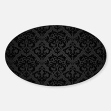 Elegant Black Decal