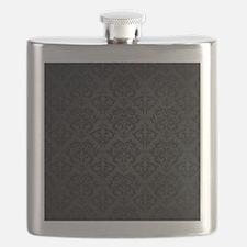Elegant Black Flask
