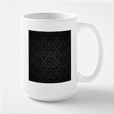 Elegant Black Mugs