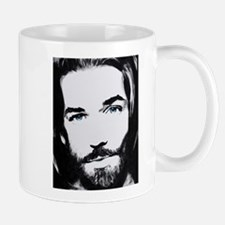 """""""Follow Me"""" Look into the eyes of Jesus Mugs"""