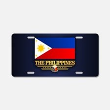 The Philippines Aluminum License Plate