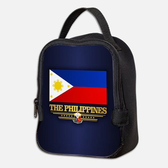 The Philippines Neoprene Lunch Bag