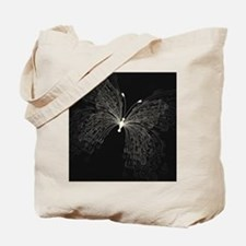 Elegant Butterfly Tote Bag