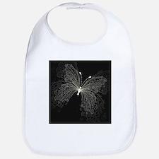 Elegant Butterfly Bib