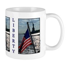 Liberty Flag mug