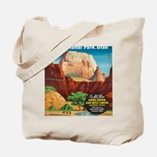Funny National parks Tote Bag