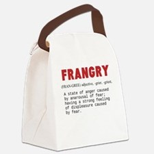 FRANGRY Canvas Lunch Bag