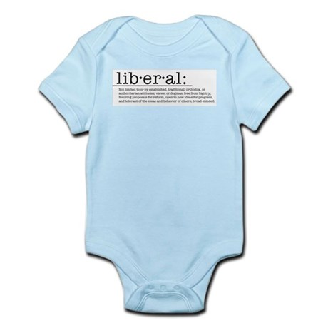 Liberal Definition Infant Creeper