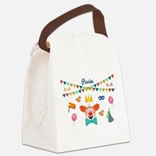 purim Canvas Lunch Bag