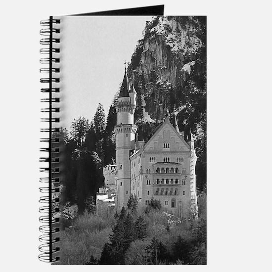Cute Neuschwanstein castle Journal