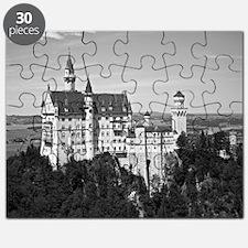 Unique Neuschwanstein Puzzle