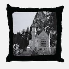 Unique Neuschwanstein Throw Pillow