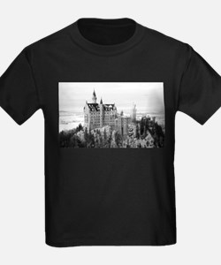 Neuschwanstein Castle T-Shirt