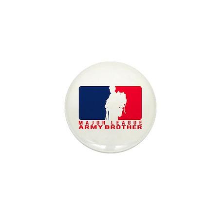 Major League Bro - ARMY Mini Button