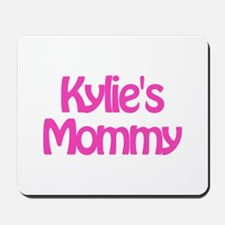 Kylie's Mommy Mousepad