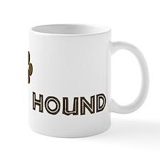 Afghan Hound (dog paw) Mug