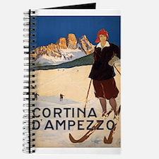 Vintage poster - Cortina d'Amprezzo Journal
