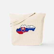 Cool Slovakia Tote Bag