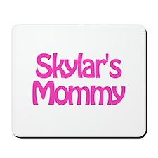 Skylar's Mommy Mousepad