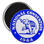'44 Republican Convention Magnet