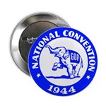 '44 Republican Convention Button