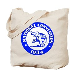 '44 Republican Convention Tote Bag