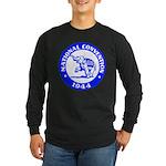 '44 Republican Convention Long Sleeve Dark T-Shirt