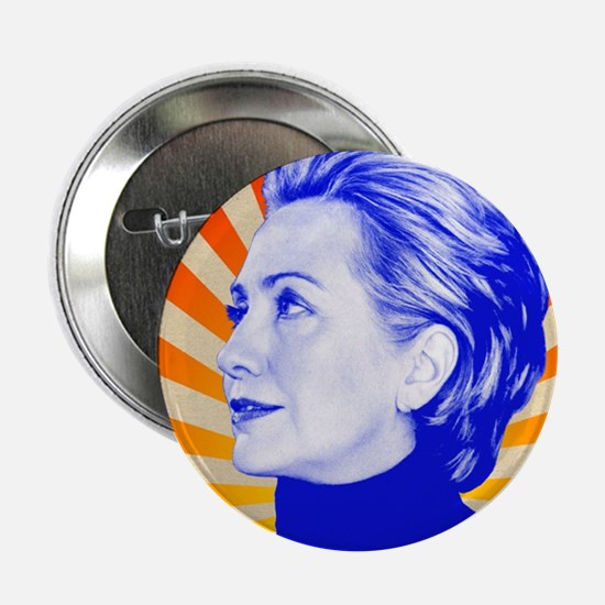 "Hillary Clinton 2.25"" Button (10 pack)"