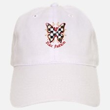 RaceFashion.com Butterfly Baseball Baseball Cap
